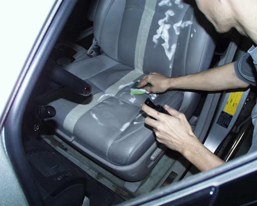 Ремонт салона автомобиля своими руками фото