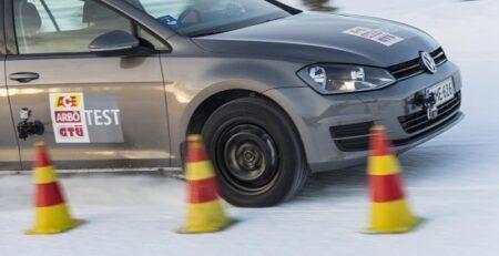Тест зимних шин размера 205/55 R16, ACE/GTÜ/ARBÖ, 2014