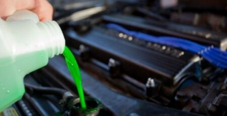 Выбираем незамерзающую жидкость для своего автомобиля